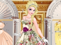 Play 30 and 1 Ball Gown for Elsa