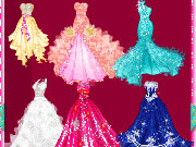 Play 50 Barbie Engagement Gowns