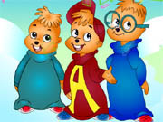 Play Alvin and the Chipmunks