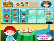 Play Andy Pizza Shop