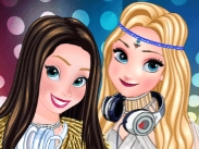 Play Anna And Elsa DJs
