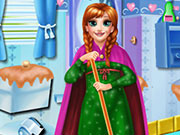 Play Anna Bathroom Clean-Up