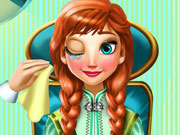 Play Anna Eye Treatment