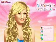 Play Ashley Tisdale Makeover