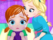 Play Baby Anna Frostbites