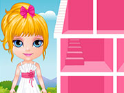 Play Baby Barbie Doll House