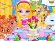 Play Baby Barbie Palace Pets PJ Party