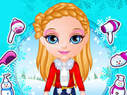 Play Baby Barbie Winter Braids
