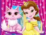 Play Baby Belle Adopt a Pet