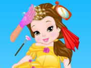 Play Baby Belle Spa Day