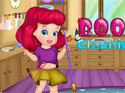 Play Baby Boo Cleaning Day