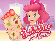 Play Baby Boo Foot Doctor