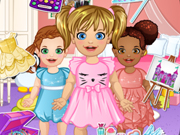 Play Baby Emma Princess Party
