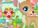 Play Baby Fawn Caring