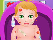 Play Baby Juliet at doctor