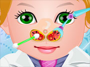 Play Baby Juliet Nose Doctor