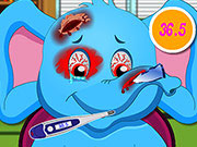Play Baby Jumbo Face Injury