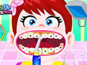 Play Baby Lulu at Dentist