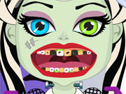 Play Baby Monster Dentist