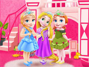 Play Baby Princesses Room