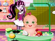 Play Baby Rosy Halloween
