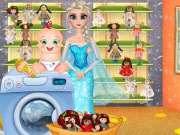 Play Baby Rosy Washing Dolls