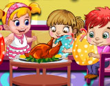 Play Baby Shona Thanksgiving Day