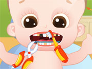 Play Baby Tooth Problems
