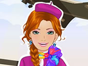 Play Barbie Airline Hostess