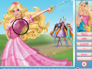 Puzzle Games  Barbie And The 3 Musketeers  Girl Games Net