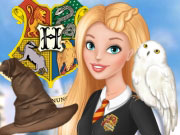 Play Barbie At Hogwarts