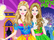 Play Barbie Cinderella