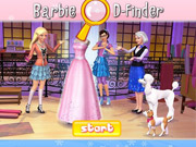 Play Barbie D-Finder