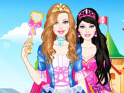 Play Barbie Diamonds Princess