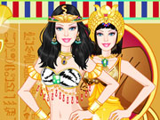 Play Barbie Egyptian Princess