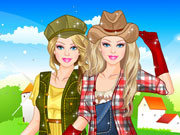 Play Barbie Farmer Princess