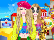 Play Barbie Hipster Style