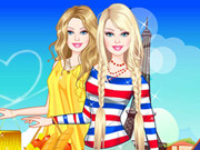 Play Barbie in Paris