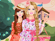 Play Barbie in the Countryside