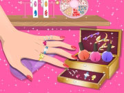 Play Barbie Manicure Secrets