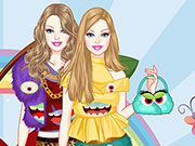 Play Barbie Monster Outfits