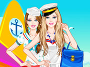 Play Barbie Navy Style
