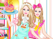 Play Barbie Pastry Chef