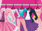 Play Barbie Polka Dots Fashion