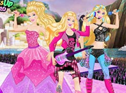 Play Barbie Popstar Or Princess