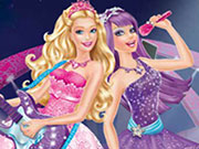 Play Barbie Princess Popstar