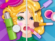 Play Barbie Prom Disaster
