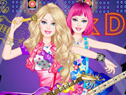 Play Barbie Rock Diva