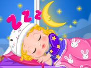 Play Barbie's Baby Bedtime