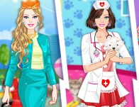 Play Barbie's Careers